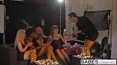 Babes - The Black Corset Odyssey Part 3  starring  Kai Taylo