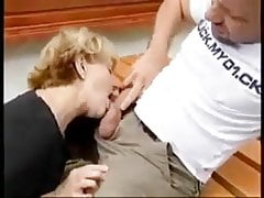 STP Mom Loves It Up The Ass And Drinking Cum From Son !