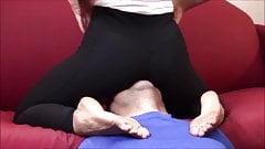 sweet ass facesit smothering