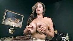 Busty Natural Big Tits Masturabation With Sex Toy