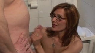 Free download & watch mature german with glasses        porn movies