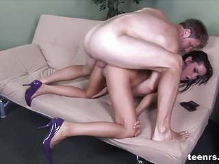 Teenrs.com Tanner cured by Dr. Feelgood's hard dick