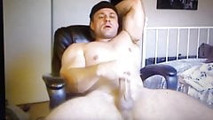 muscle hung cock
