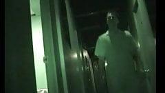 Spycam in the darkroom