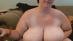 amateur big boobs bbw masturbate
