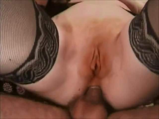 French redhead granny anal destruction