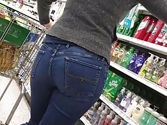 Candid Nice ass in Jeans