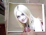 Dakota Fanning Cum Tribute 010