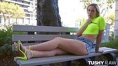 TUSHYRAW A hot anal pounding for this one