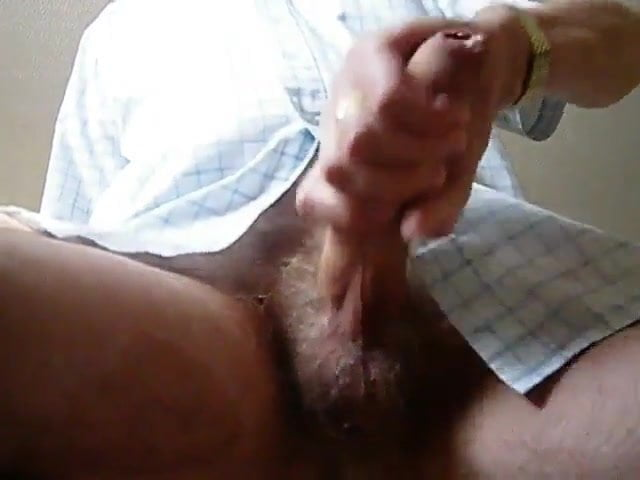 White Hairy Balls Under A Long Veiny Cock Free Gay Porn 0B-6542