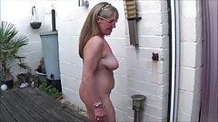 Full Back Knicker's Nude