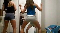 Webcam Dance-off