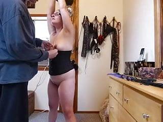 Bdsm punishments ideas - No more hiding my slut wife exposed punished fucked