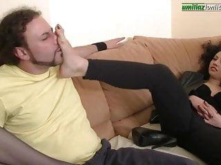 UI040-Maintenance Work- Multi Foot Smother Domination 3 girl