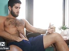 Men.com - Diego Sans Zayne Hardy - Can You Hear Me Now