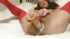 Redbone Cream Queen.