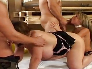 Cathy Heaven Group Sex