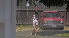 Girl on a corner 2