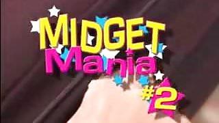 Bridget The Midget In Midget Mayhem!