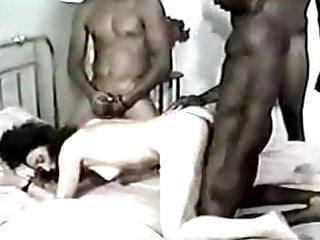 Hotwife gangbanged by black bulls