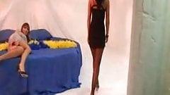 Whores D'Oeuvre #1 - Scene #1 Angelika Black & Jennifer Love