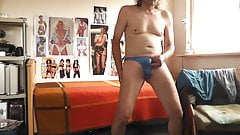 sexy male power bong thong