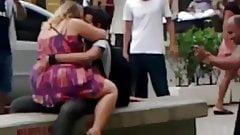 Casal faz sexo no Rio