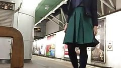 London Underground (non-sexual)