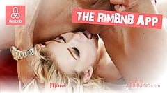 RimBnB - New Rimming App to call Rimjob Escorts - Girls Rimm
