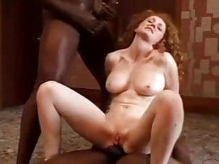 Amateur - Redhead Mature IR DP MMF Threesome