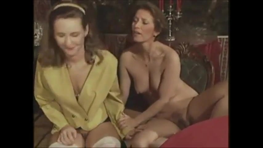 Vintage Mature Group Sex