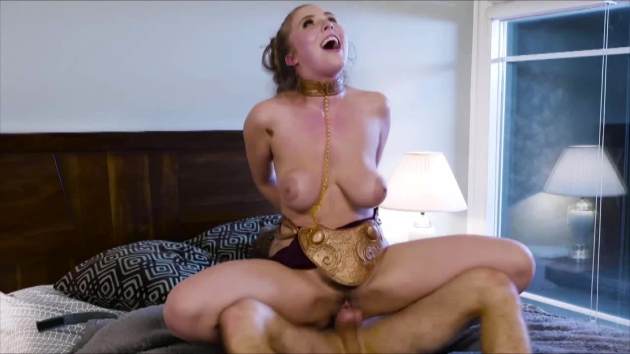 Pornstar lena paul princess leia