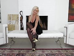 Gorgeous blonde MILF wants your cock
