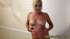 A SLUTTY MILF that Knows What She Wants