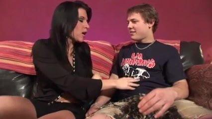 Porn milf couple seduce