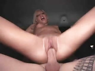 Hot Chick Fucking In Van Cabinet