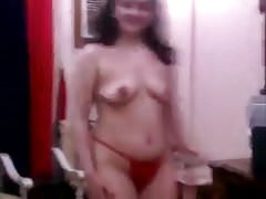 Arab slut dancing naked