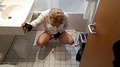 forced to piss by dominant mistress Jessie