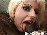 I think I am addicted to big black cocks