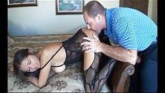 Brunette Milf Loves Cum All Over