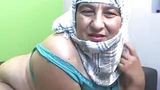 Nerdy arabe webcam
