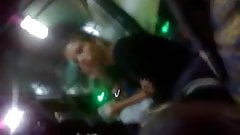 Flashing my dick in metro