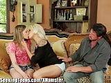 Couple Seduces a Slutty Teen