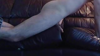 Couch cushion masturbation