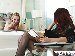 Babes - Ashlyn Malloy and Samantha Rone - Feel the Heat