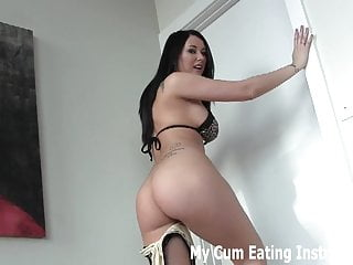 I am going to milk two loads of cum out of you JOI