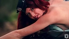 Awesome redhead girl