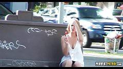 Bus stop Teen