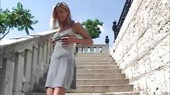 Aniko az utcan