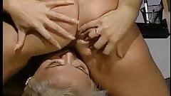 Juli Ashton in a nice lesbian threesome